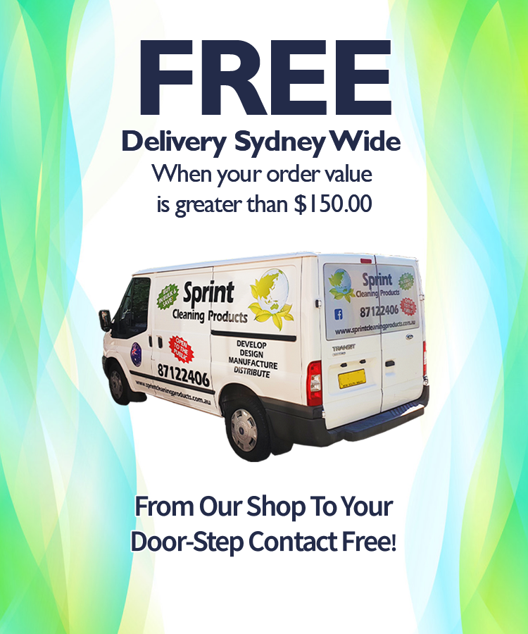 Free Shipping Sprint Cleaning Products