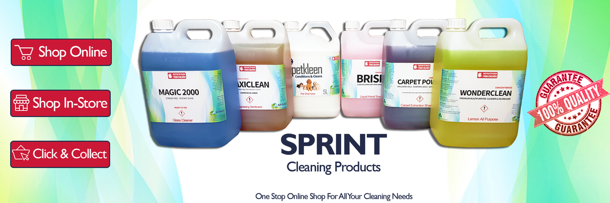 Sprint Cleaning Products