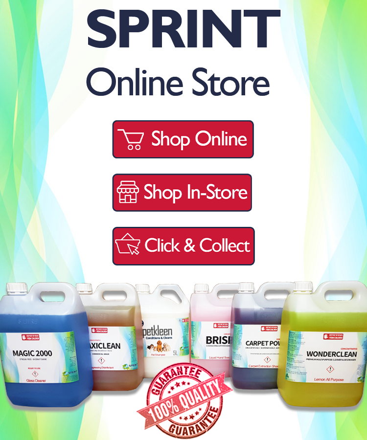 Sprint Cleaning Products Shop Online