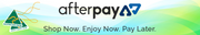 afterpay shop now pay later australian made