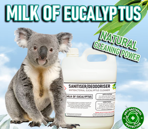 Milk Of Eucalyptus