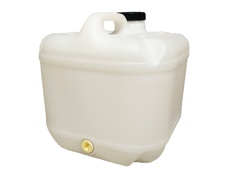 Plastic Drum - 15 Litre - Sprint Cleaning Products