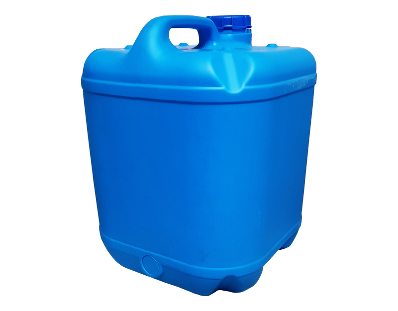 Empty Chlorine Drum - 20 Litre - Sprint Cleaning Products