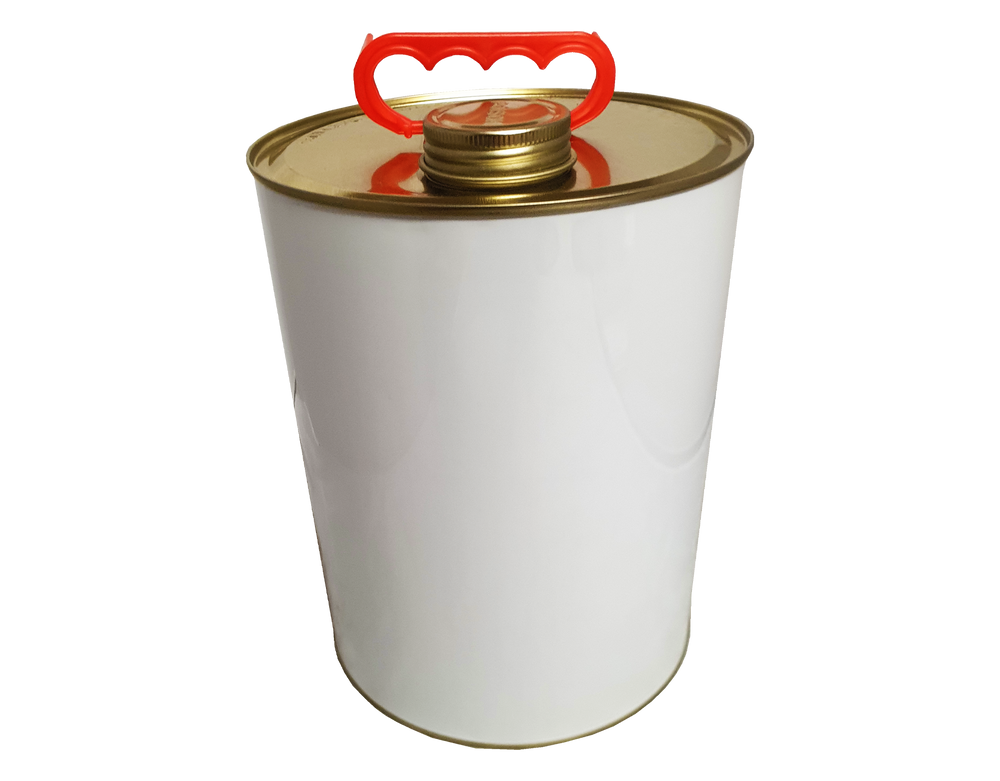 Metal Drum - 5 Litre - Sprint Cleaning Products