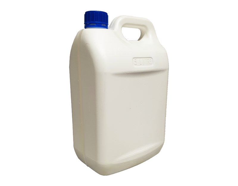 Chlorine Drum Empty - 5 Litre - Sprint Cleaning Products