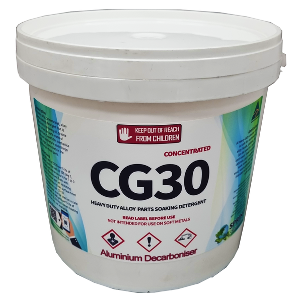 CG30 - Aluminium Decarboniser - Sprint Cleaning Products