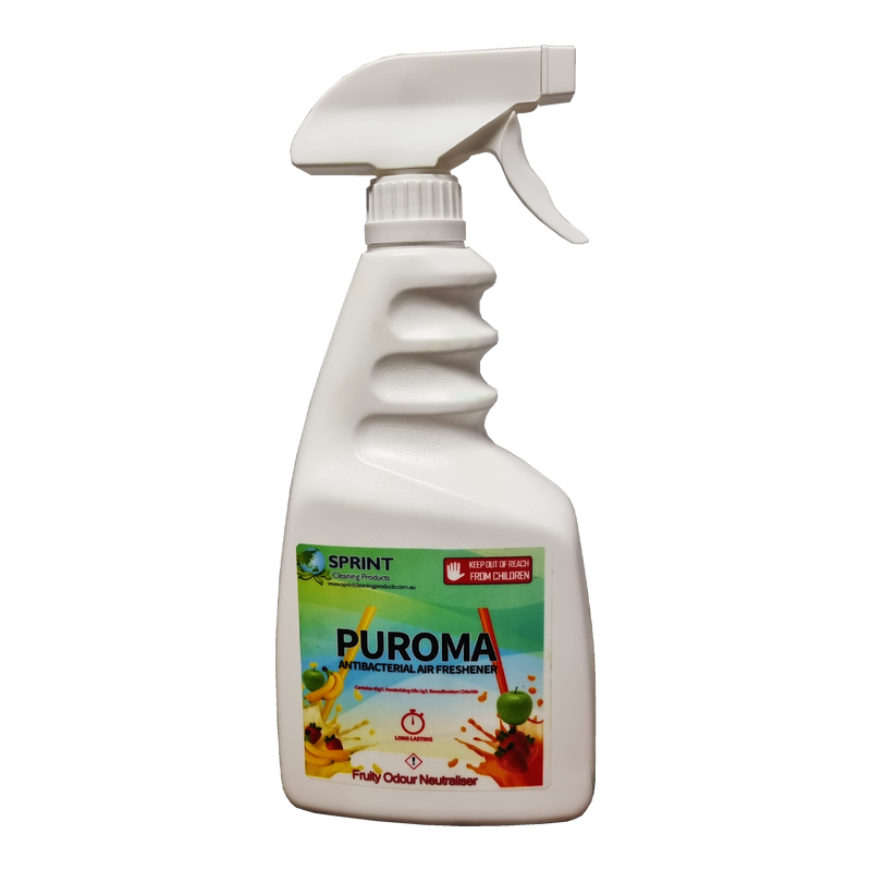 Puroma - Fruity Antibacterial Air Freshener - Sprint Cleaning Products