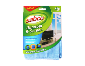 Window & Screen Microfibre Cloth - Sprint Cleaning Products