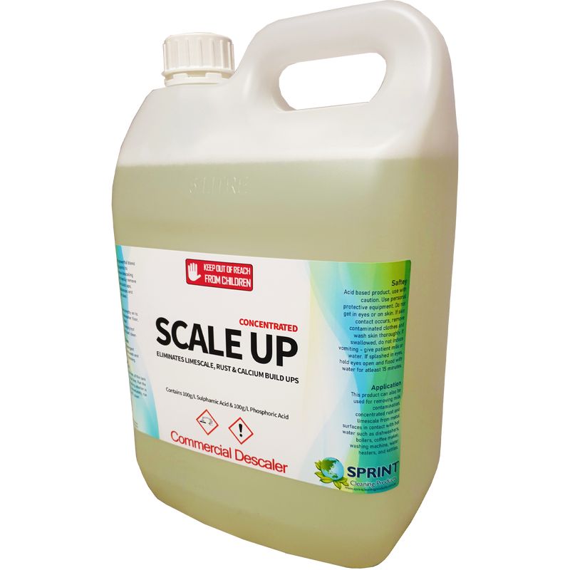 Scale Up - Commercial Descaler - Sprint Cleaning Products