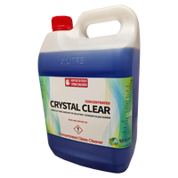 Crystal Clear - Economy Glass Cleaner - Sprint Cleaning Products