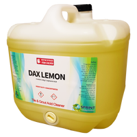 Dax acid wash (heavy duty tile cleaner)
