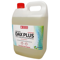 Dax Plus - Heavy Duty Concrete Cleaner - Sprint Cleaning Products
