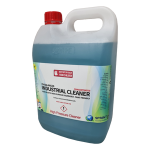 Industrial Cleaner - Truck Wash/High Pressure Degreaser - Sprint Cleaning Products