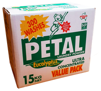 Petal Eucalyptus - All Purpose Laundry Powder - Sprint Cleaning Products