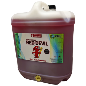 Red Devil - Heavy Duty Alkaline Degreaser - Sprint Cleaning Products