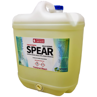 Spear (Thickened Bleach)