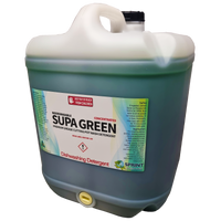 Supa Green - Premium Dishwashing Detergent - Sprint Cleaning Products