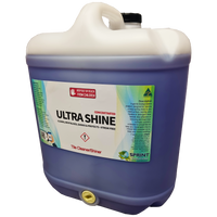 Ultra Shine tile cleaner has been specially formulated for cleaning and revitalizing your tiles, leaving a long lasting shine to any tiled surface. Also effective at removing dirt from tiles surfaces without leaving residue or detergent haze. Ultra shine contains antibacterial properties to keep your home germ free, while the gentle lavender fragrance will keep your rooms smelling fragrantly fresh.