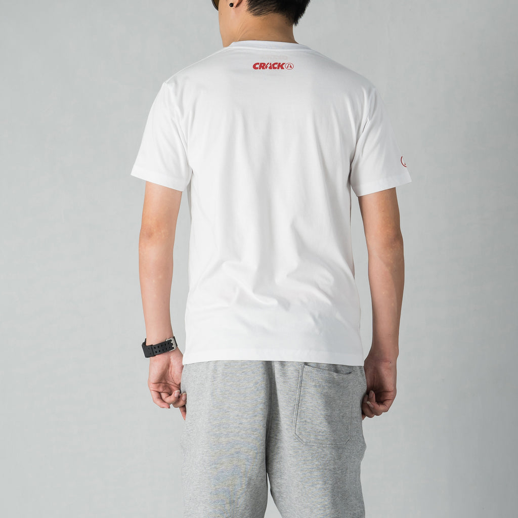 COLLAR TSHIRT WHITE