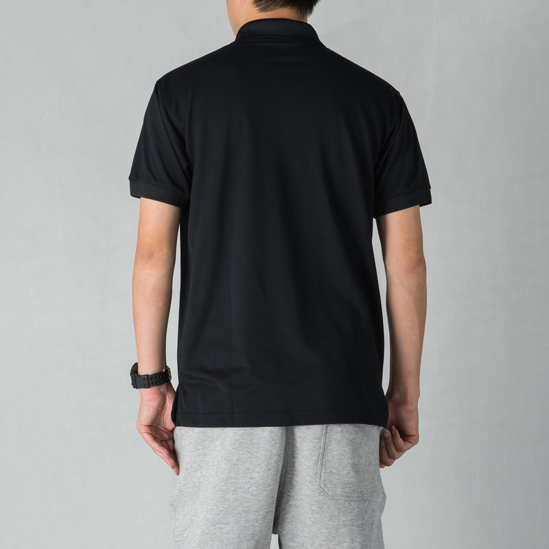 COLLAR TSHIRT BLACK