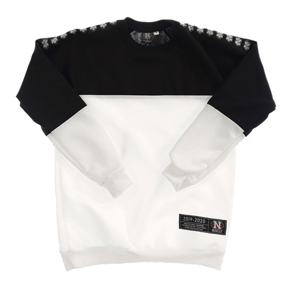 BNW SIDE TAPE SWEATSHIRT