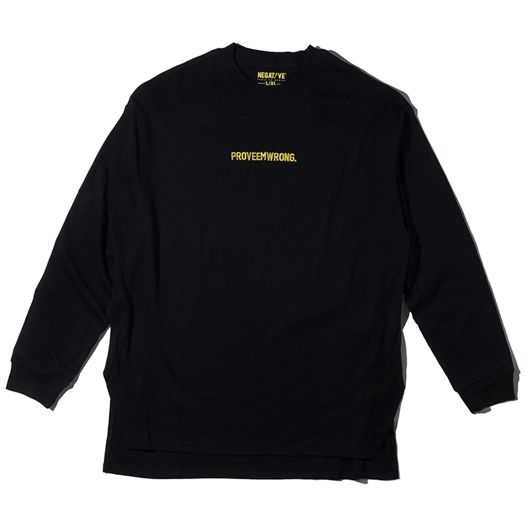 MINI PEW SWEATSHIRT - BL