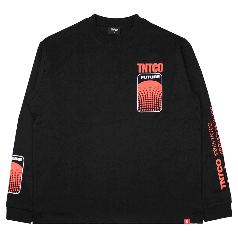 FUTURE UNKNOWN LONG SLEEVE TEE