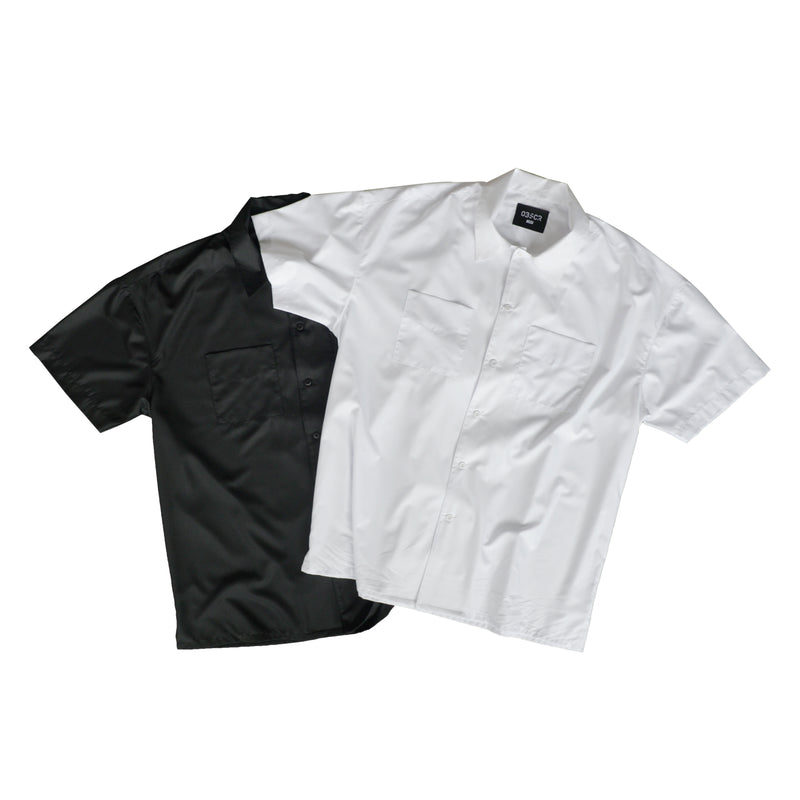 OBSCR 2 PACK REVERE COLLAR SHIRT