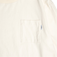 3/4 SLEEVES TEE (CREAM)