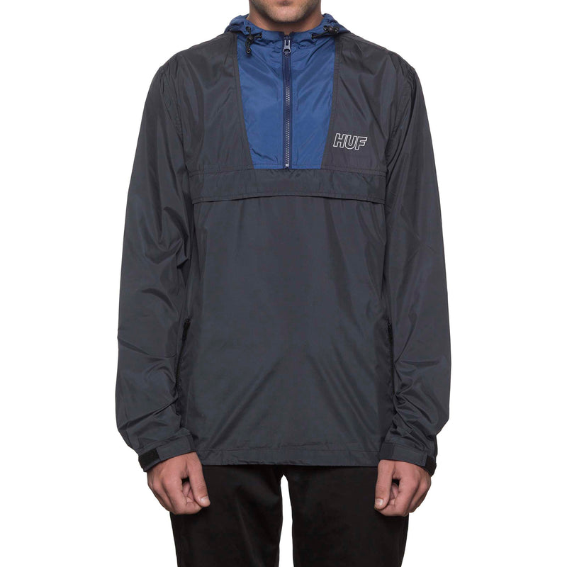 EXPLORER ANORAK BLACK