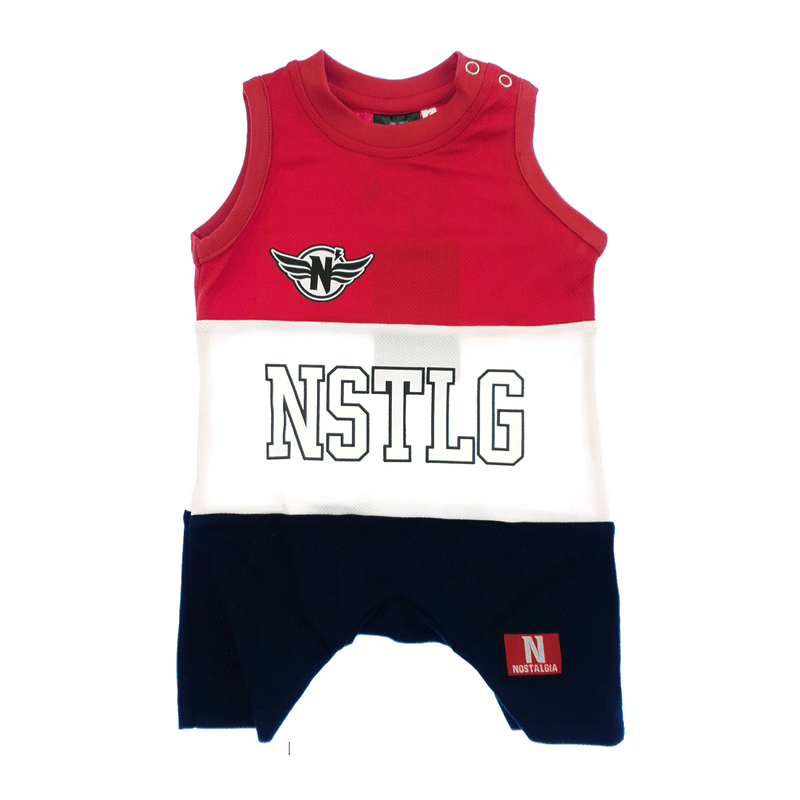 NSTLG BASKETBALL JERSEY WITH PANTS(BABY)