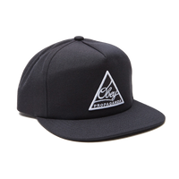 NEW FEDERATION II SNAPBACK BLACK