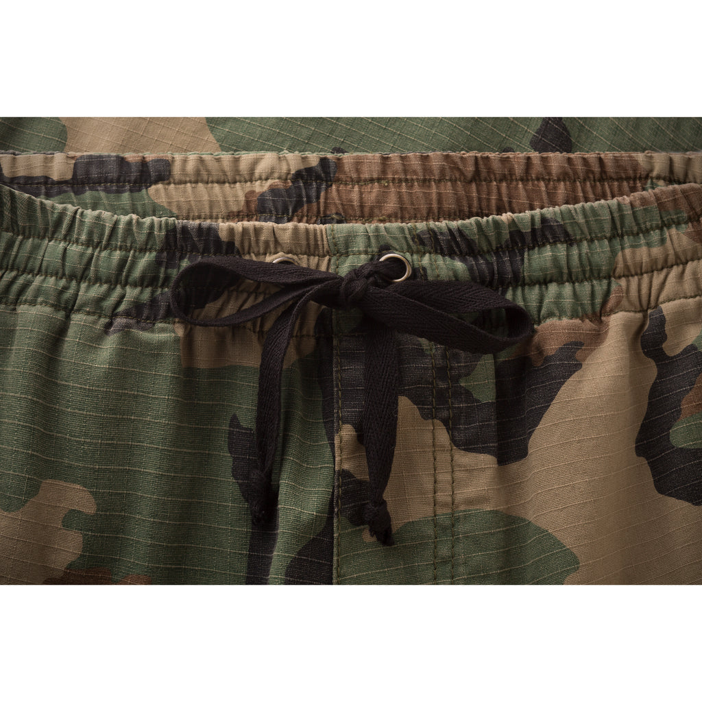 SURPLUS EASY PANT WOODLAND CAMO