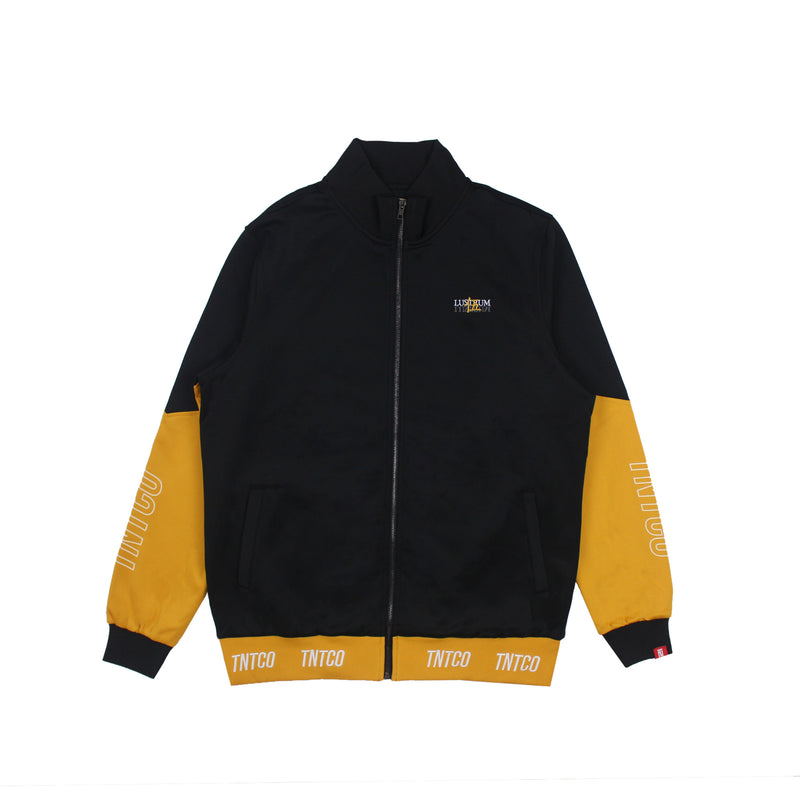LUSTRUM TRACK JACKET YELLOW