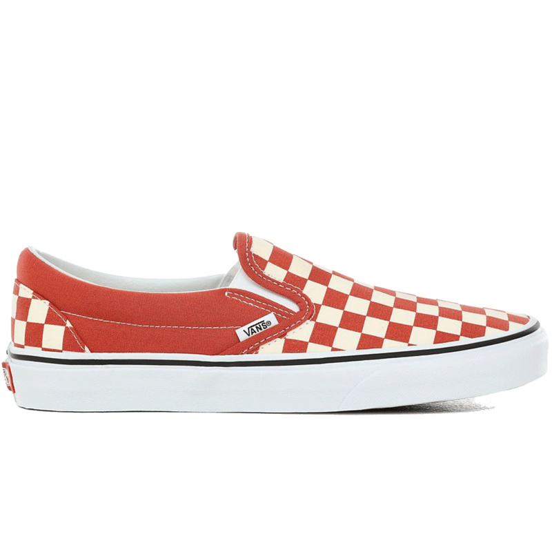 VANS CLASSIC SLIP-ON (CHECKERBOARD)