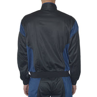 MIDNIGHT CONTRAST TRACK JACKET