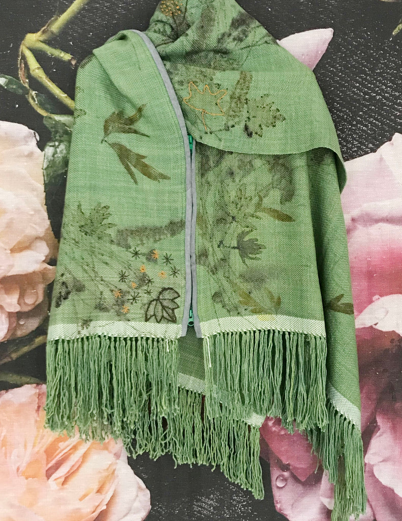 Prayer Shawl Honoring Connection