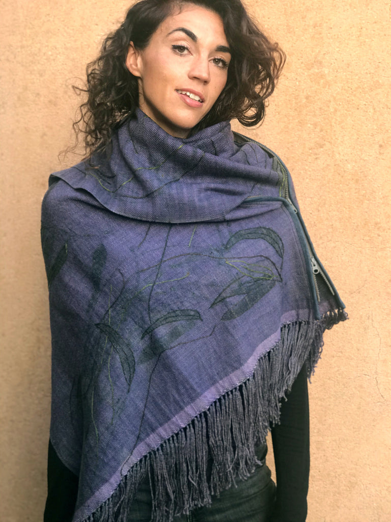 Prayer Shawl Honoring Speaking Your Truth