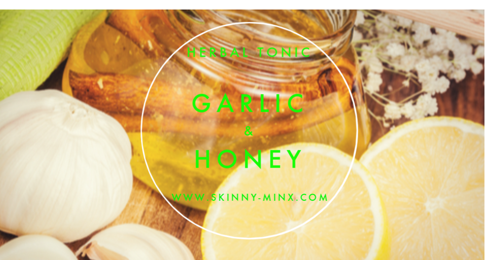 Garlic and Honey Tonic