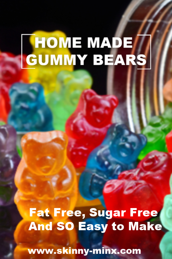 Home Made Gummy Bears