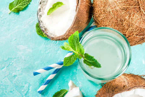 Fermented Coconut Water