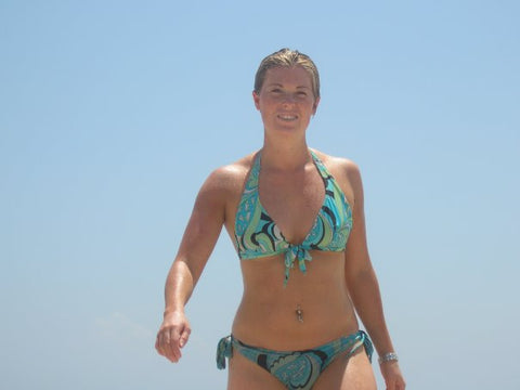 Me in 2007- Healthy Fat (Paleo Type) Diet with Cardio