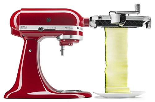 KitchenAid KSMSCA Vegetable Sheet Cutter 1 Metallic - SkinnyMinx