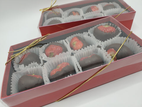Strawberry Gift Box