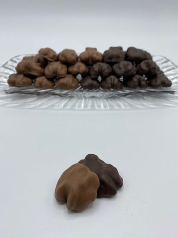 Chocolate Covered Walnuts