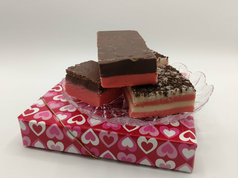 Valentines Fudge