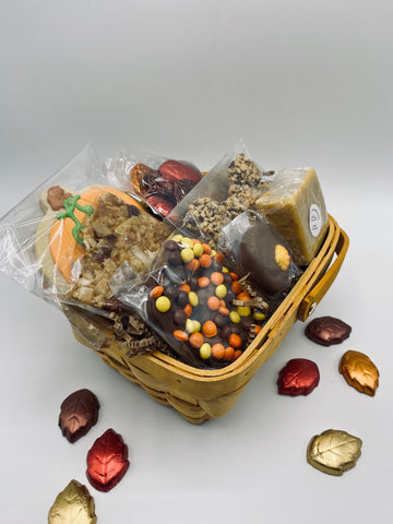 Small Fall Basket