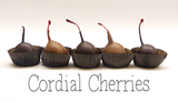 Hand Dipped Chocolate Cherries - 1lb
