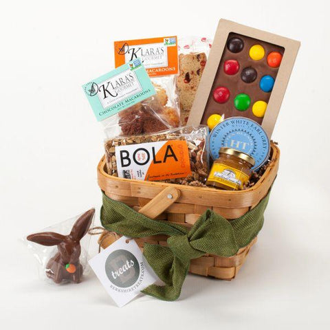 HOPPY TREAT EASTER GIFT BASKET - SMALL