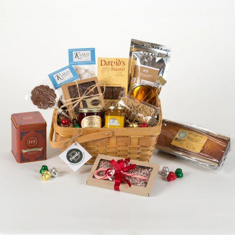 HOLIDAY GIFT BASKET - LARGE